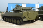 2S34 Khosta 120mm self-propelled mortar carrier