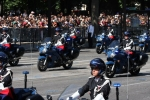 Escadron motocycliste gendarmerie nationale